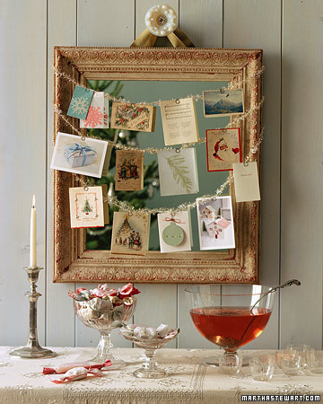 Martha Stewart Holiday Table Decorating Photograph | christm