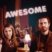 Chuck & Becky - becky-rosen-and-chuck-shurley icon