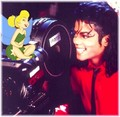 Cute Mike And Tink : ) - michael-jackson photo