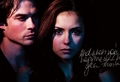 Damon na Elena
