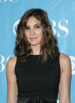 Daniela Ruah - CBS 2009 Upfronts, New York City