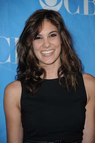 Daniela Ruah - CBS 2009 Upfronts, New York City