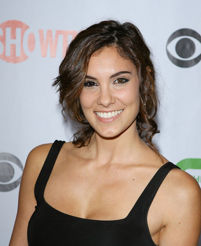 Daniela Ruah - CBS Summer Party August 4th 2009