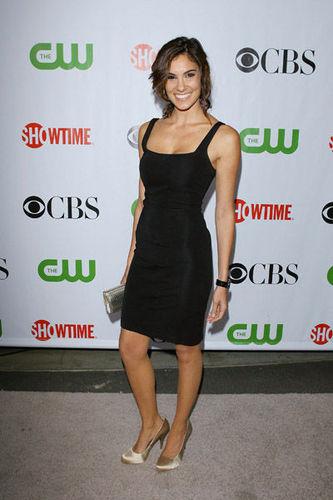 Daniela Ruah - CBS Summer Party August 4th 2009