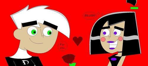 Danny+Sam=LOVE