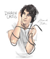 Darren Criss - speedpaint - starkidpotter fan art