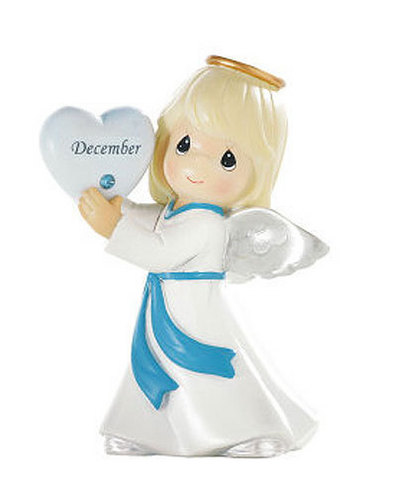December Angel Birthstone