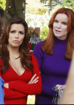 Desperate Housewives - Episode 6.10 Boom Crunch - HQ Promotional foto's