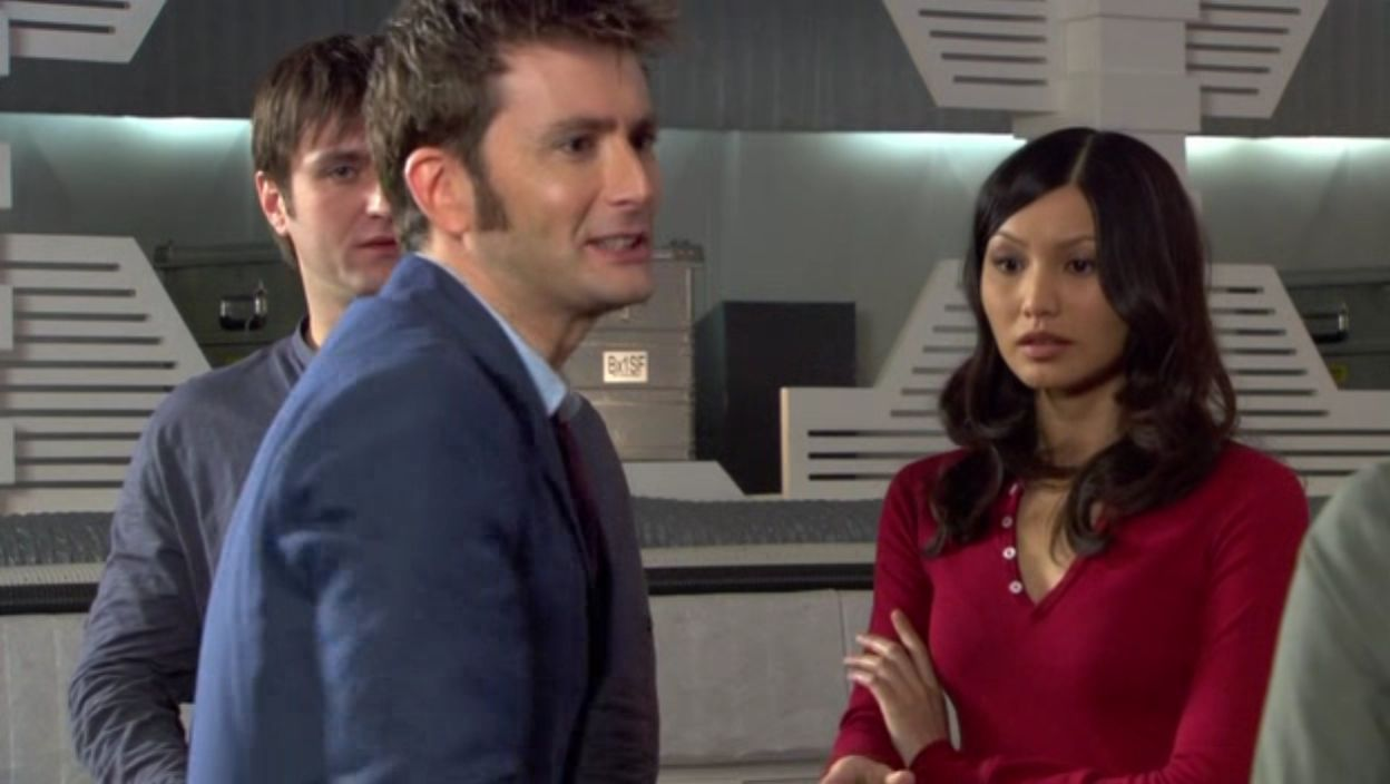 Doctor Who - 4.16 - The Waters of Mars