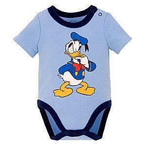 Donald Duck Bodysuit Tee