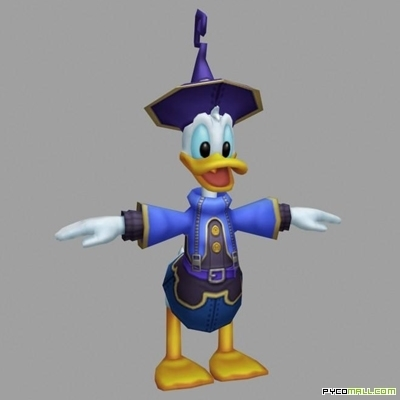 Donald Figurine