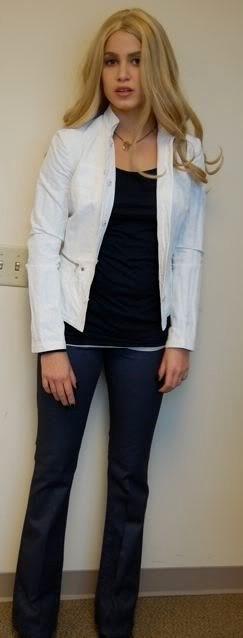Rosalie Cullen Clothes