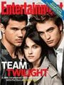 EW Cover with Rob, Kristen and Taylor    - twilight-series photo