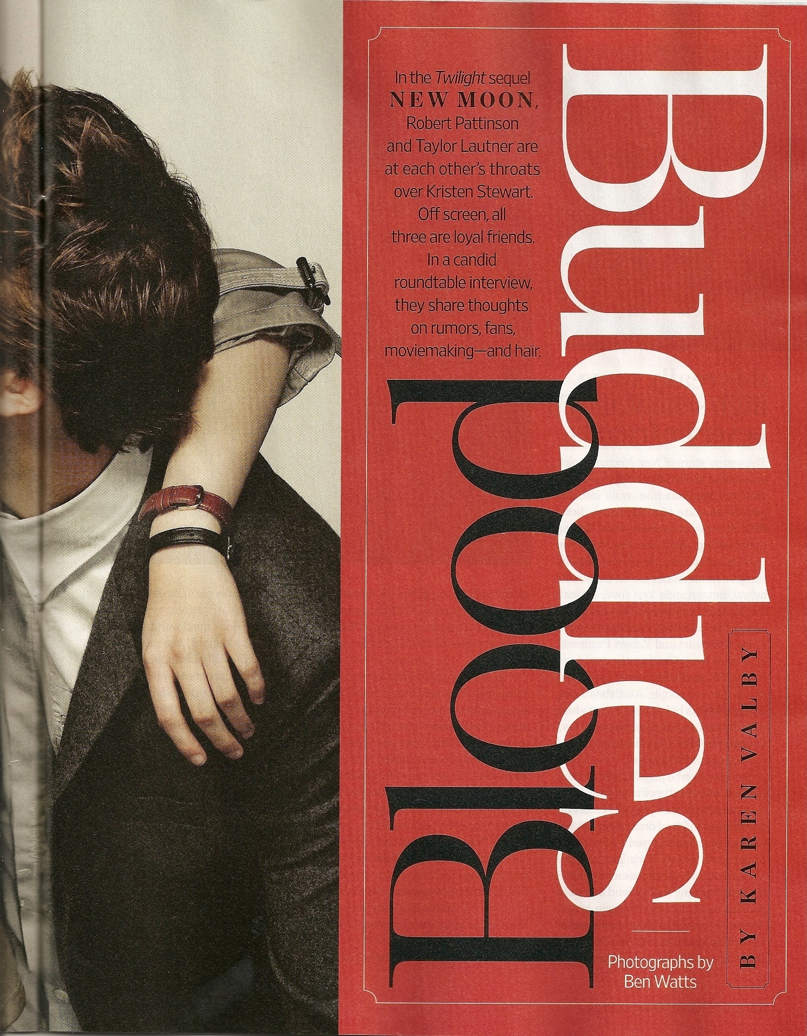 EW Scans - New Moon Issue