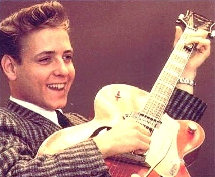 Rock'n'Roll Remembered wallpaper entitled Eddie Cochran