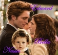 Edward, Bella and Nessie  - special-children-next-generations photo