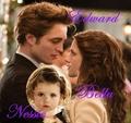 Edward, Bella and Nessie