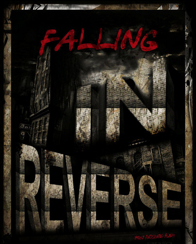 Falling In Reverse Wallpaper Probably With A Sign And No Parking Zone Titled