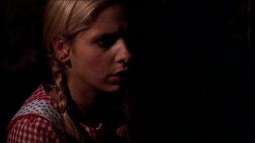 Buffy Summers wallpaper titled Fear Itself