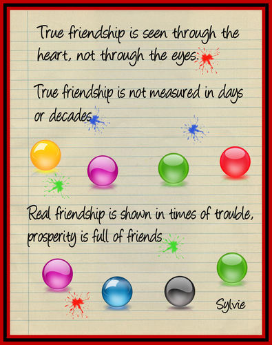 Friendship quotes - keep-smiling Fan Art