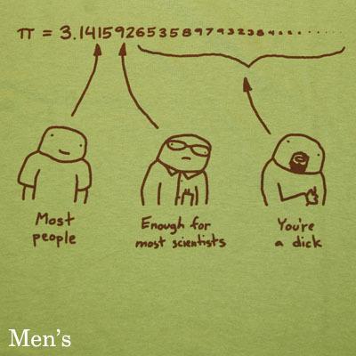 Funny Pi Picture