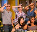 Glee with Tyra - glee photo