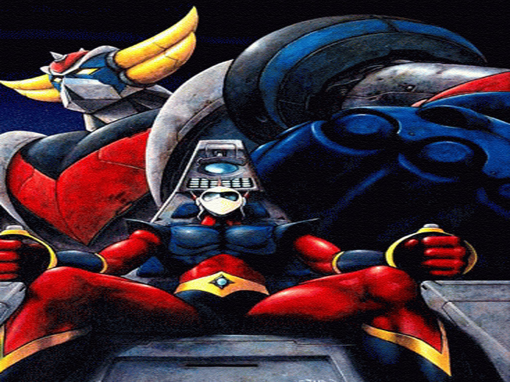 Grendizer images grendizer wall paper hd wallpaper and background photos 9030605 - Wallpaper images ...