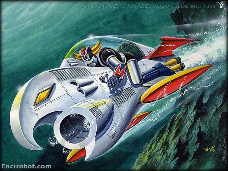 Grendizer Images Grendizer Wall Paper Hd Wallpaper And