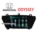 HONDA ODYSSEY special Car DVD player TV bluetooth GPS navigation 8inch HD screen - honda photo