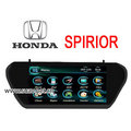 HONDA SPIRIOR special Car DVD player TV bluetooth GPS navigation 8inch HD screen - honda photo