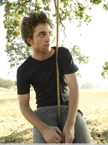 HQ Vanity Fair 2008 Outtakes Robert Pattinson