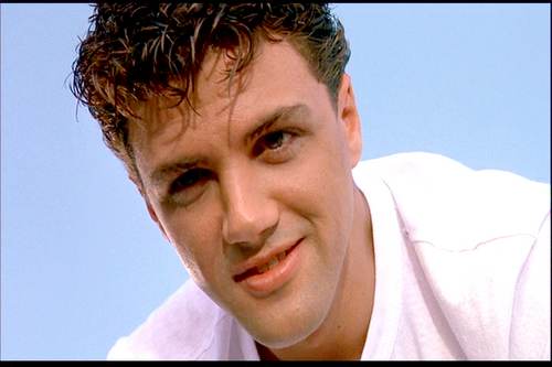 Michael St. Gerard as Link Larkin in Hairspray - dreamlanders Screencap