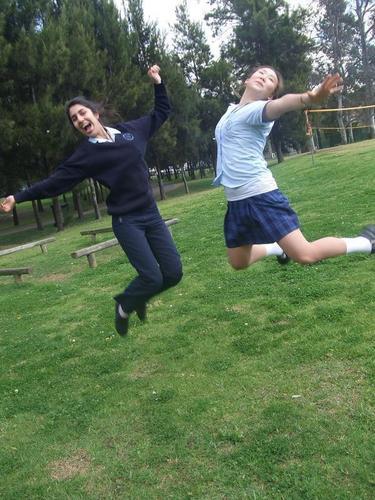 Hany Lee Jumping