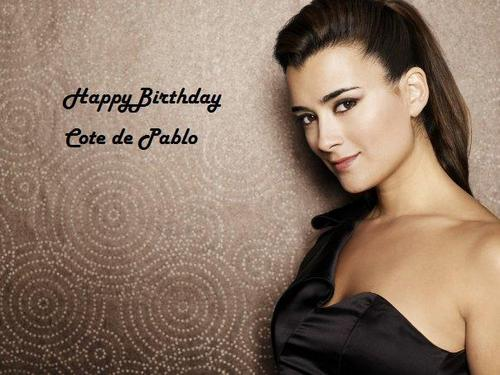 Happy 30th Birthday Cote <3