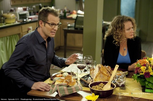 Heroes - Episode 4.11 - Thanksgiving - Promotional foto