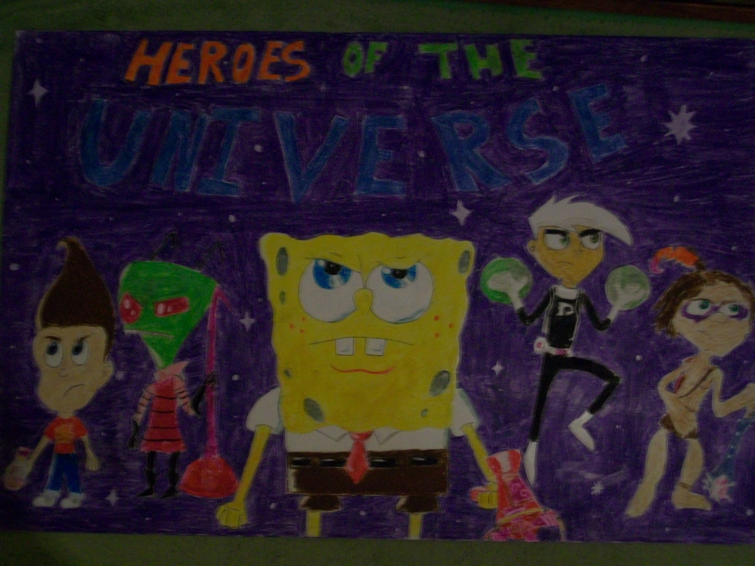 Heroes of the Universe