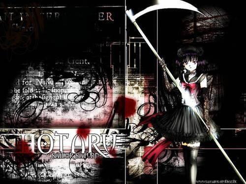 Sailor Saturn wallpaper titled Hotaru/Saturn/SS/M9