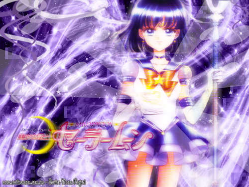 Sailor Saturn Hintergrund called Hotaru/Saturn/SS/M9
