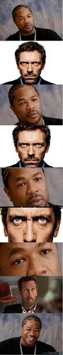 House-Xzibit Stare Off