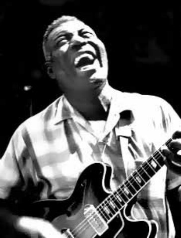 Rock'n'Roll Remembered वॉलपेपर probably with a guitarist entitled Howlin' भेड़िया