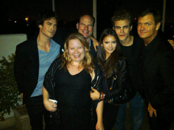 Ian, Nina and Paul