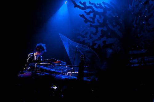 Imogen in LA 2009