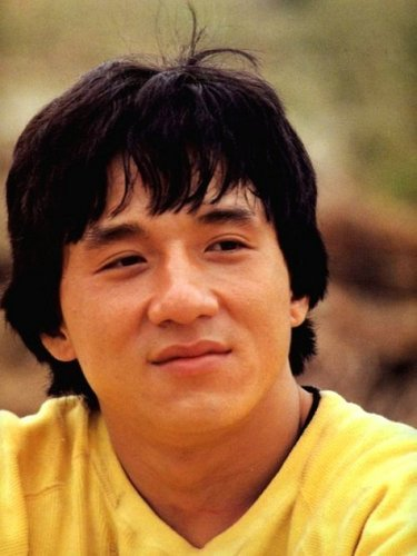 Jackie Chan wallpaper probably containing a portrait titled Jackie