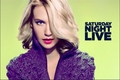 January Jones - SNL Promotional picha