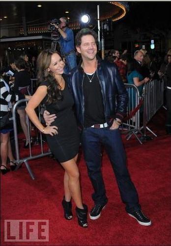 """Jen&Jamie @ 'NM"""" LA Premiere"""