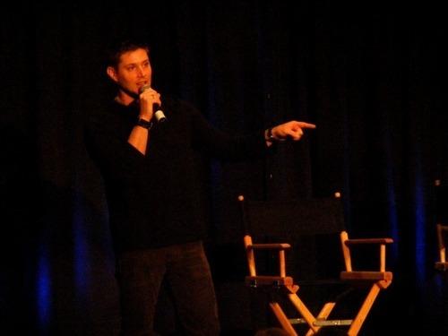 Jensen at Chicago Con 09