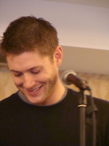 Jensen at chicon 2009