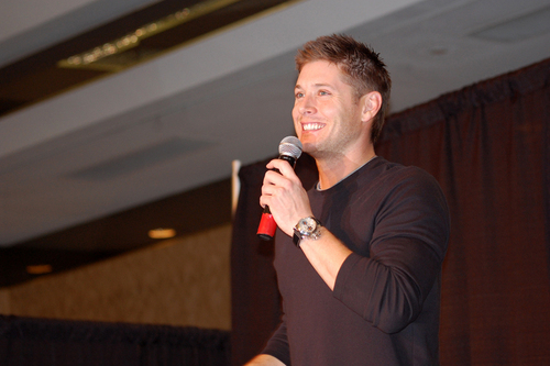Jensen at chicon!