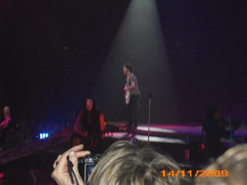 Jonas Brothers concert in Antwerp (Belgium)