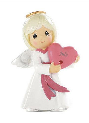 July Angel Birthstone